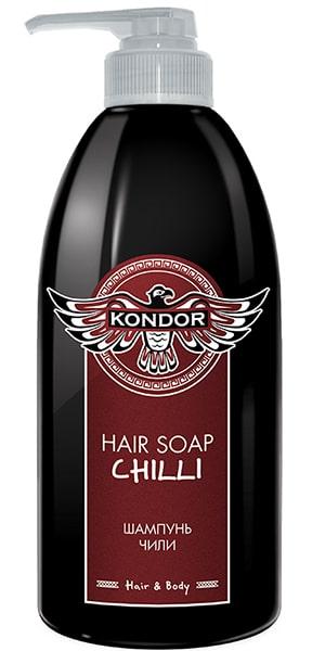 kondor shampoo chili