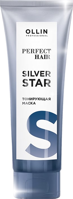 ollin professional PERFECT HAIR SILVER STAR