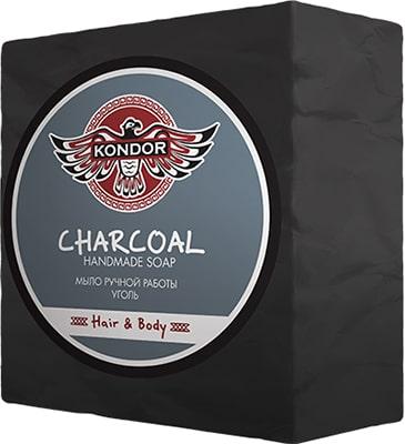 kondor soap charcoal